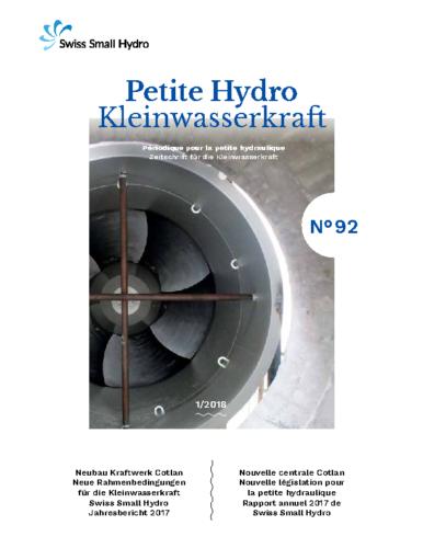 Kleinwasserkraft Nr. 92 web
