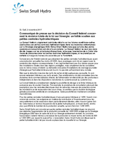02.11.17 CdP SSH loi sur l'energie ES2050 FR