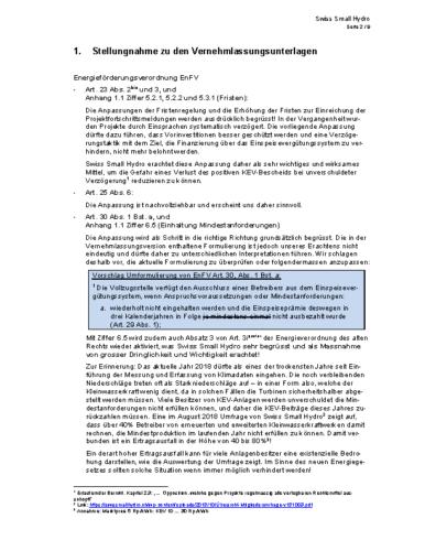 181031 Stellungnahme Teilrevision EnFV EnV (Web)