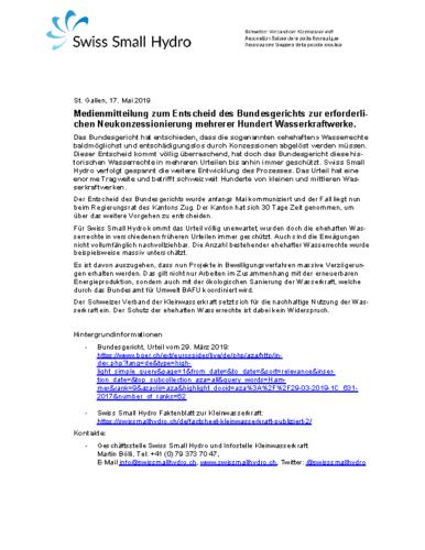 20190516 MM SSH Ehehafte Wasserrechte