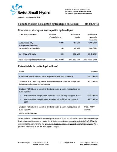 Fiche technique PCH 2019 v190903