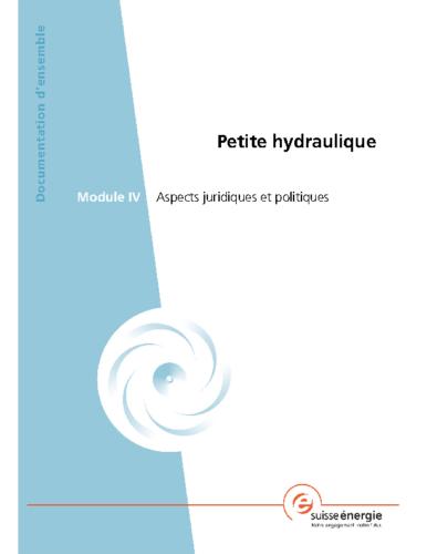 Documentation-ensemble-Petite-hydraulique-Module-4