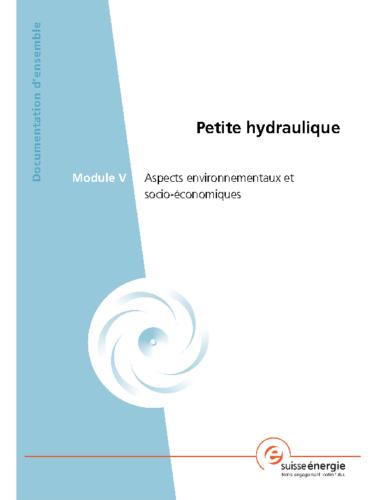 Documentation-ensemble-Petite-hydraulique-Module-5