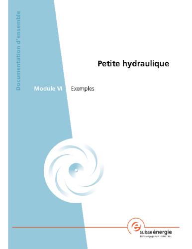 Documentation-ensemble-Petite-hydraulique-Module-6