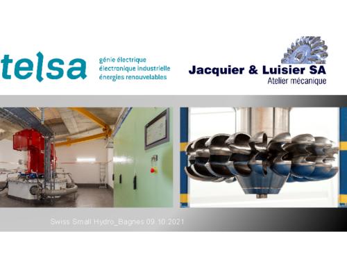 Telsa – Jacquier Luisier